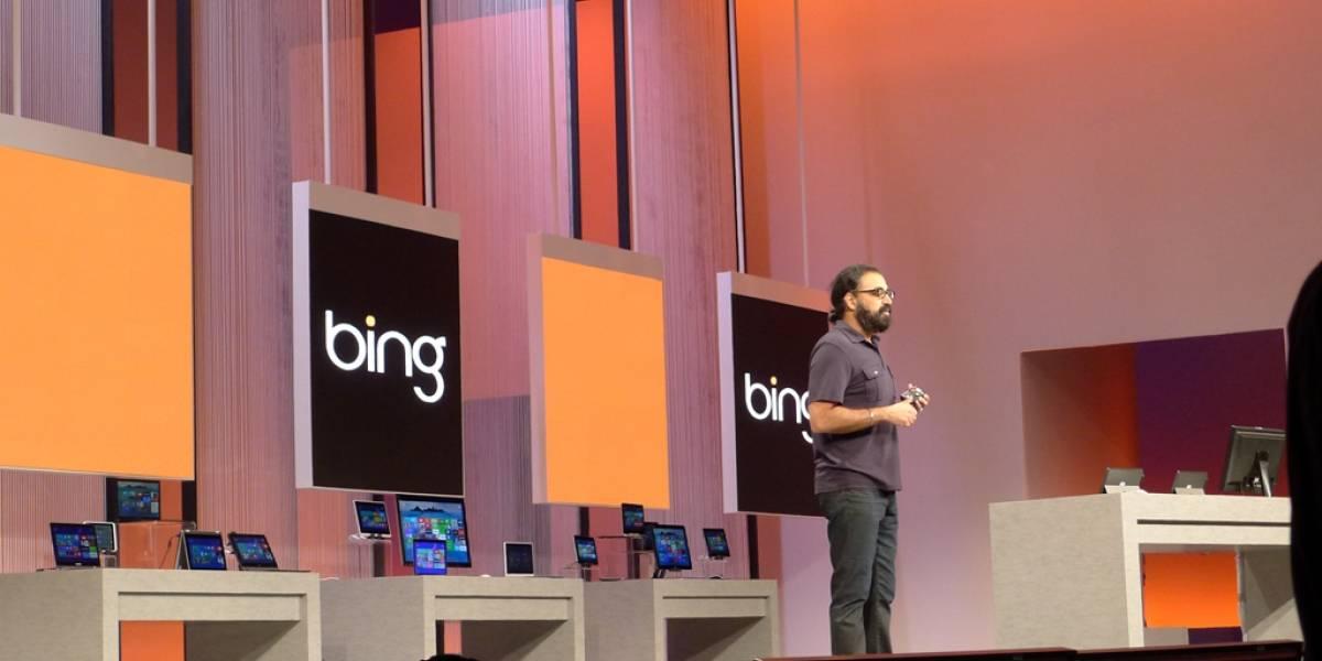 Así será el nuevo Bing en Windows 8.1 #bldwin