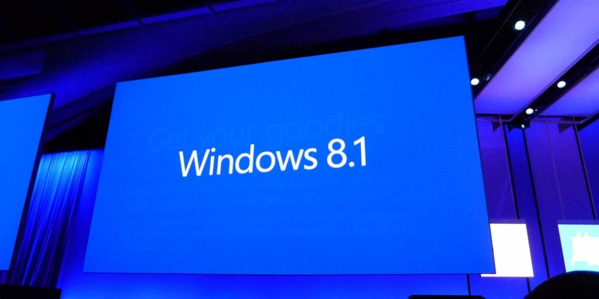 Windows 8.1 se actualizará para mejorar dispositivos no táctiles #MWC2014