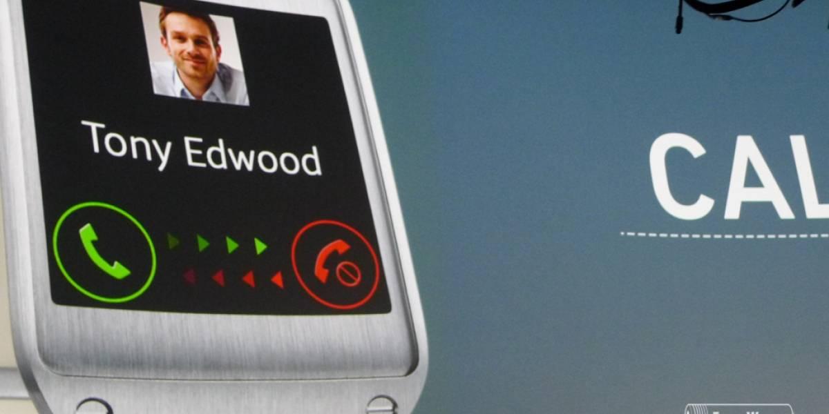 Galaxy Gear, el reloj inteligente de Samsung ve la luz