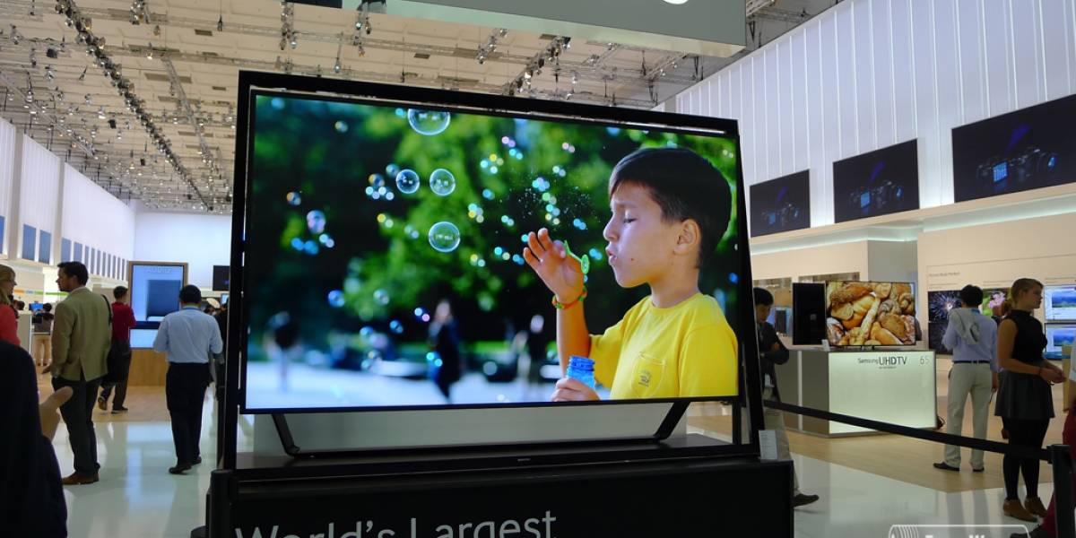 Samsung agrega Tizen a todas sus SmartTV de 2015 #CES2015