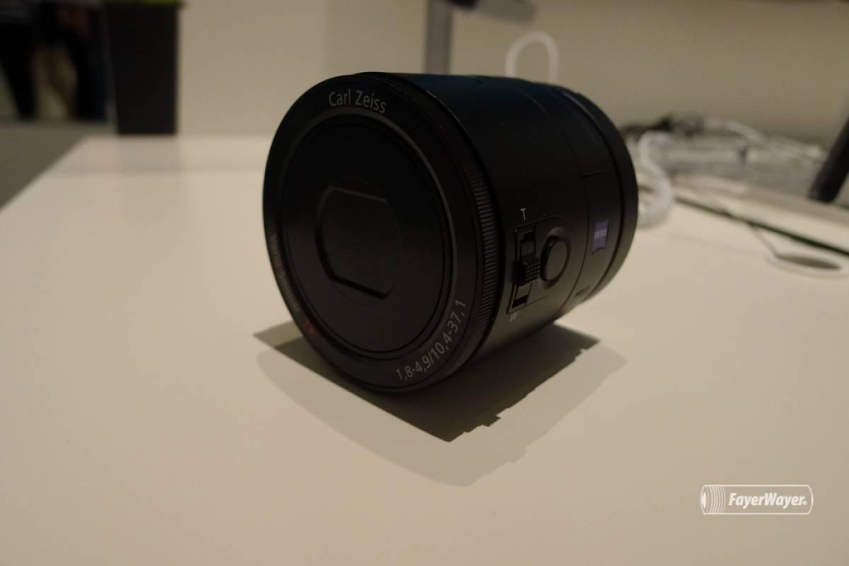 Sony QX10 y QX100 para smartphone a primera vista