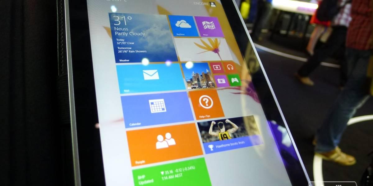 Microsoft analiza disminuir un 70% el precio de licencia de Windows