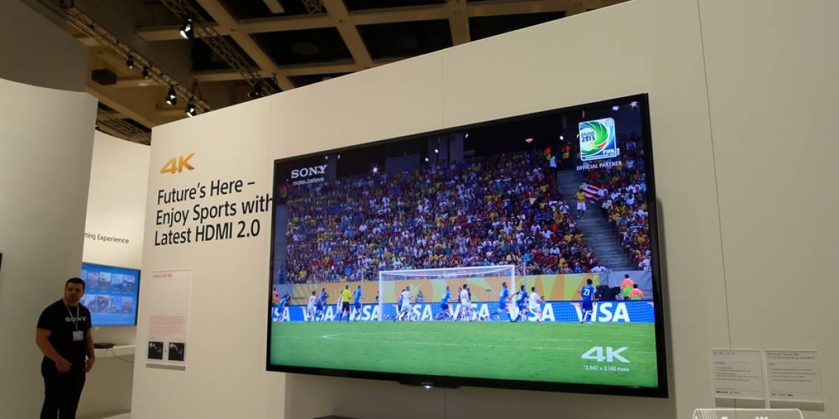 Llega el primer canal 4K a Europa y es sobre deportes
