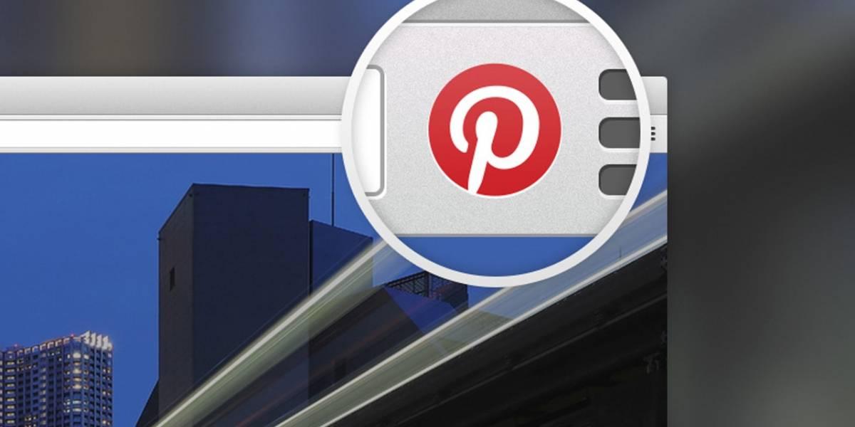 Pinterest estrena extensión para Chrome que mejora las nuevas pestañas