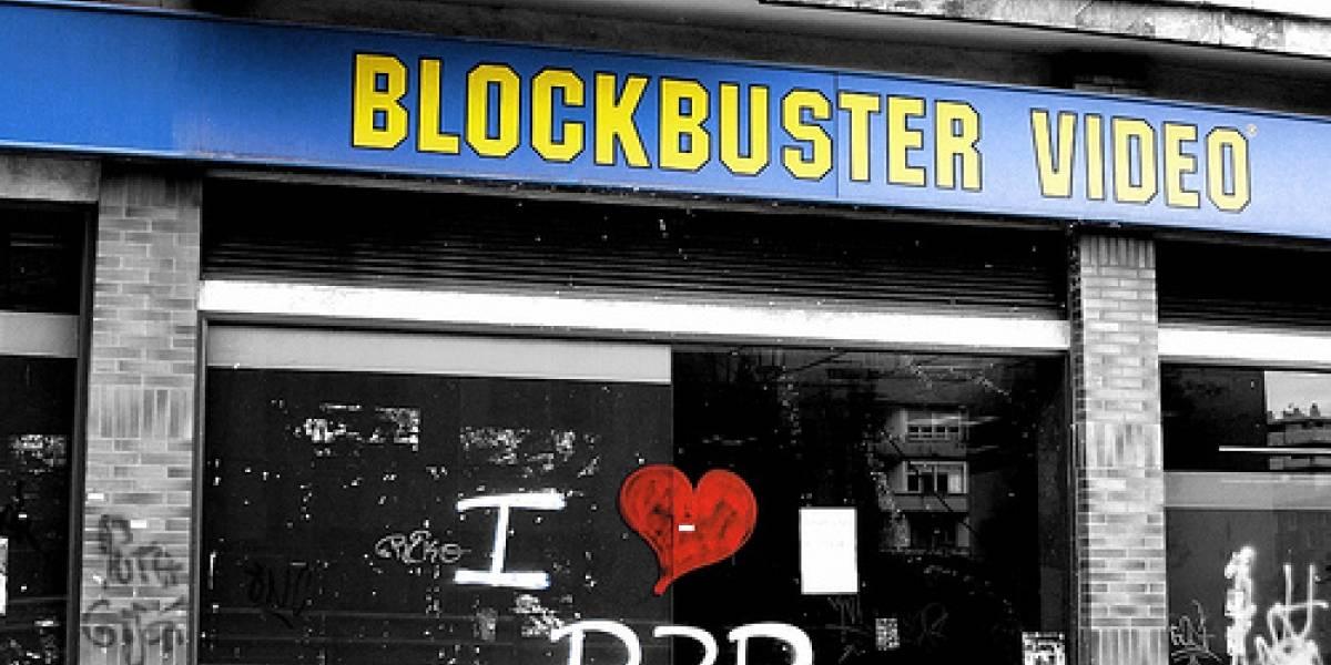 Futurología: Blockbuster iría a la quiebra el próximo mes