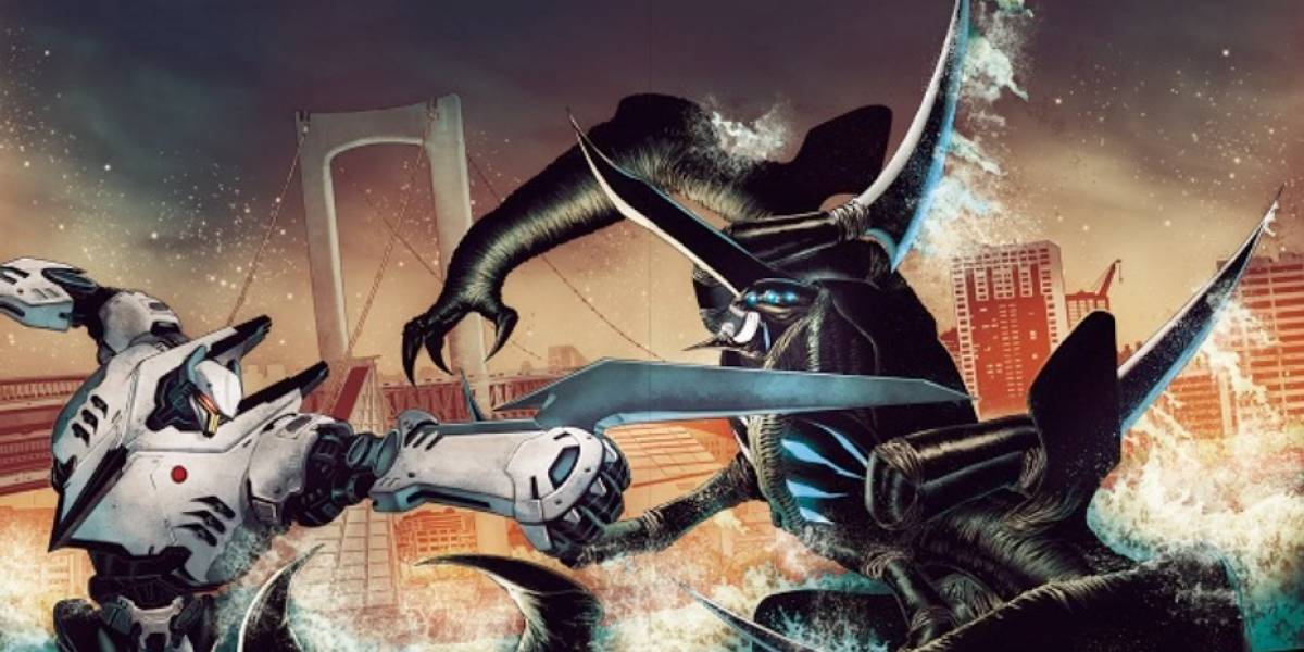 Lanzarán miniserie en cómic de Pacific Rim