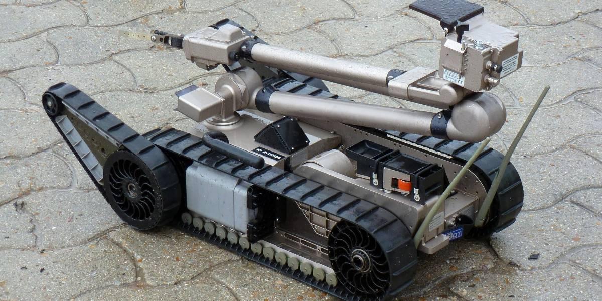 Brasil usará robots durante el Mundial para mejorar la seguridad