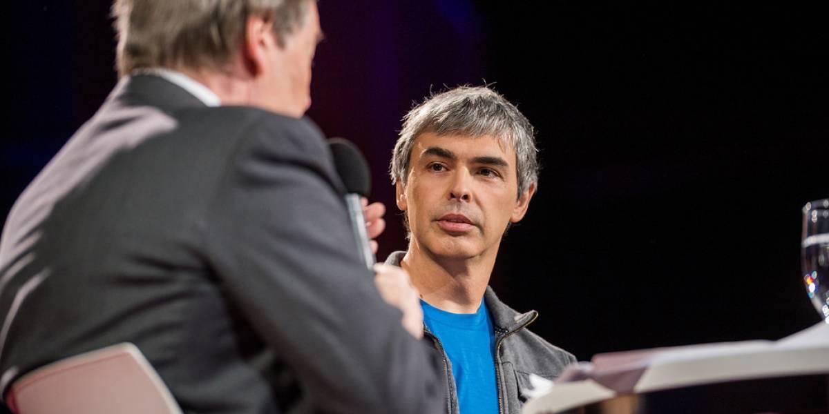 """Larry Page: EE.UU. se ha hecho un """"tremendo daño"""" con sus programas secretos"""