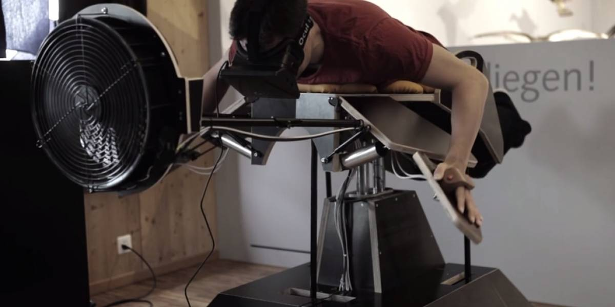 Runtastic presenta su aplicación para Oculus Rift