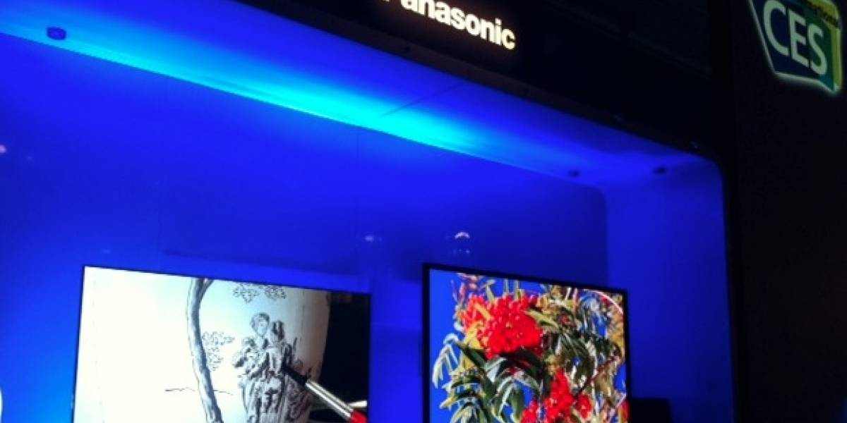 CES 2013: Televisores de Panasonic tendrán páginas personalizadas para cada usuario
