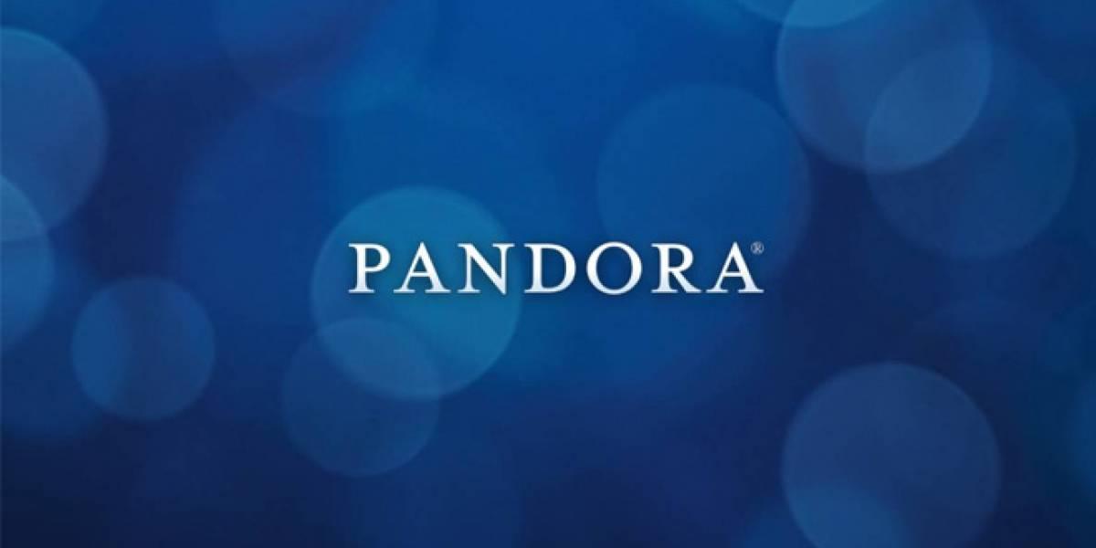 Pandora demanda a asociación de compositores por cobrar demasiado por su música