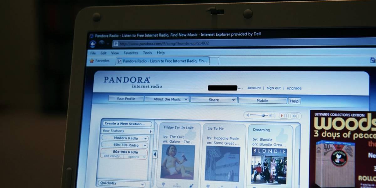 Demandan a Pandora por haber comprado una radio FM