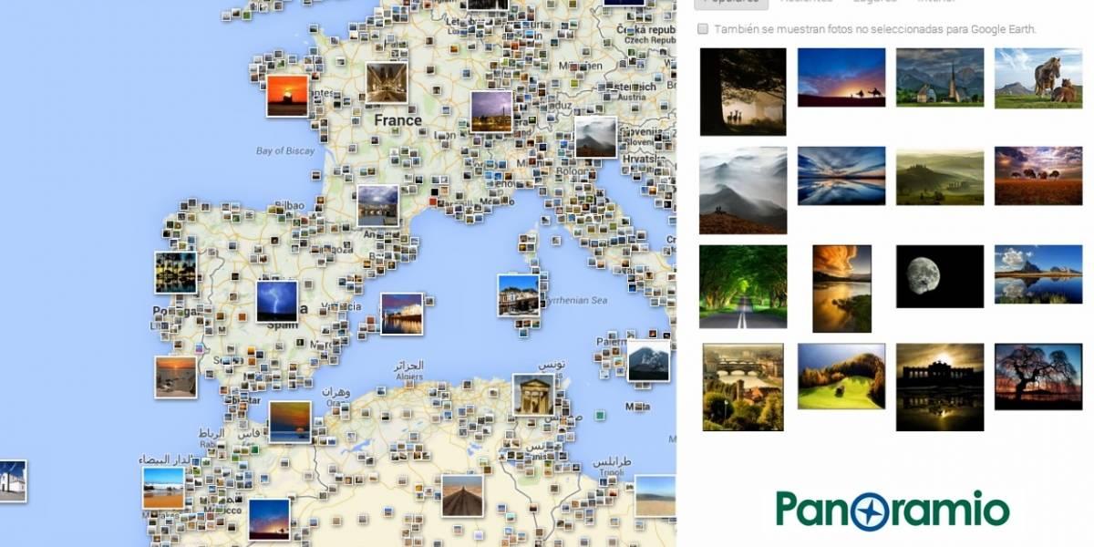 Google confirma el cierre de Panoramio y prepara su integración con Views