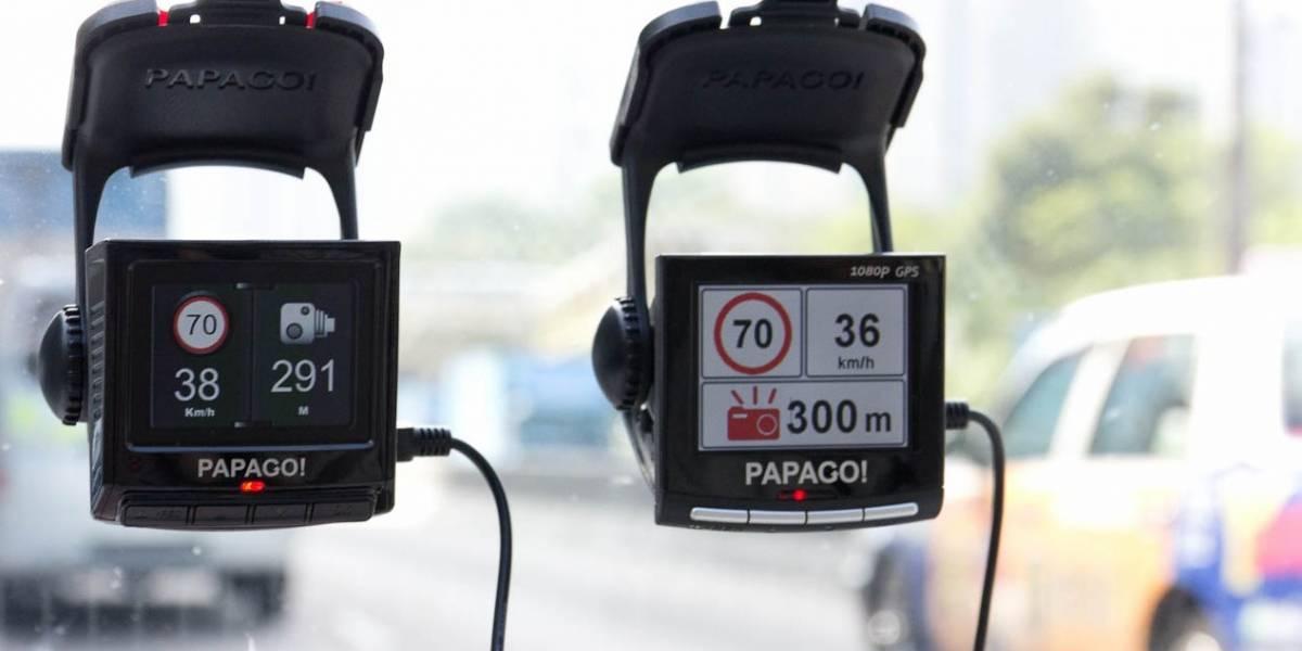 Tres dashcam para que registres en video tus recorridos en automóvil
