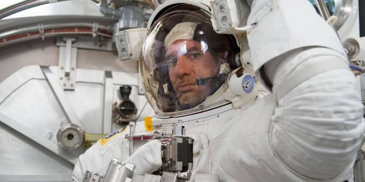 NASA explica por qué casi se ahogó un astronauta en una caminata espacial