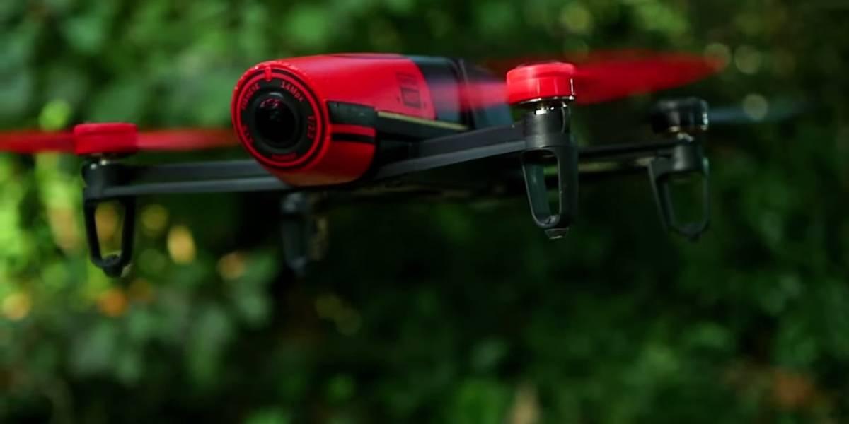 El dron Bebop, de Parrot, aterrizará en diciembre