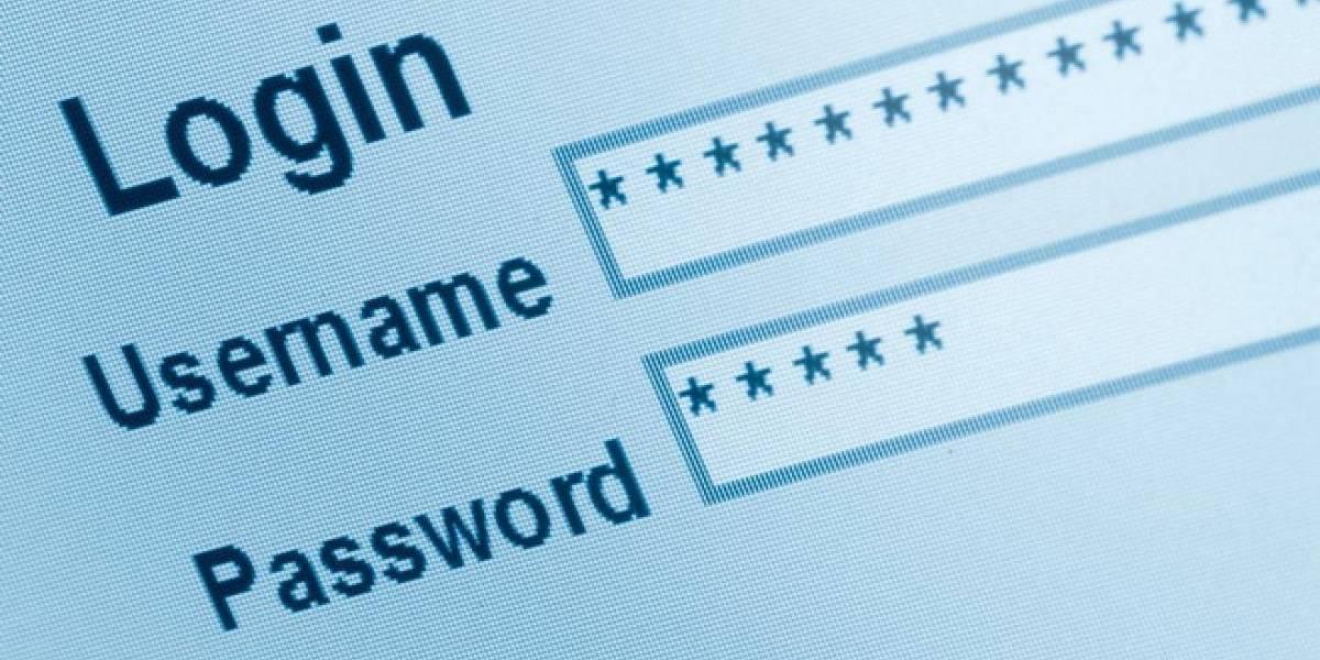 Los usuarios de internet necesitan 22 paswords