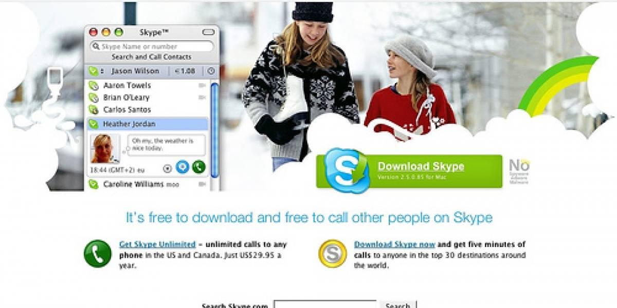 Skype pide amparo a la UE ante las violaciones de la neutralidad en Internet que cometen las operadoras