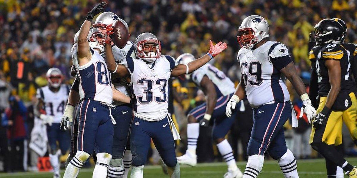 ¿Cábala? Patriotas jugarán el Super Bowl con uniforme blanco