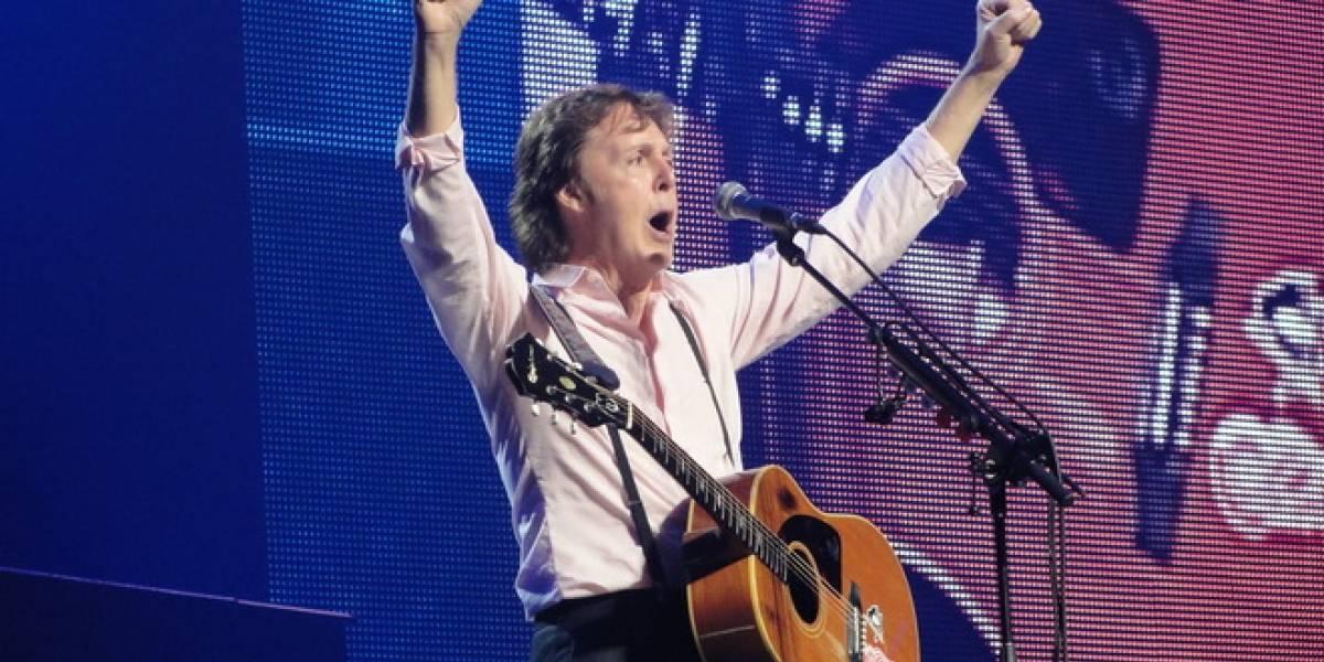 México: Mira el concierto de Paul McCartney en vivo por internet