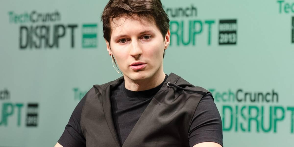 Pavel Durov renuncia definitivamente a VKontakte (Actualizado)