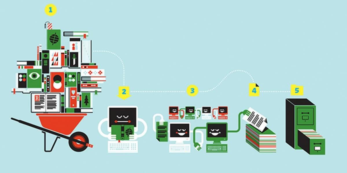 Nuevo record mundial de ordenamiento de datos: 1 Terabyte en 1 minuto
