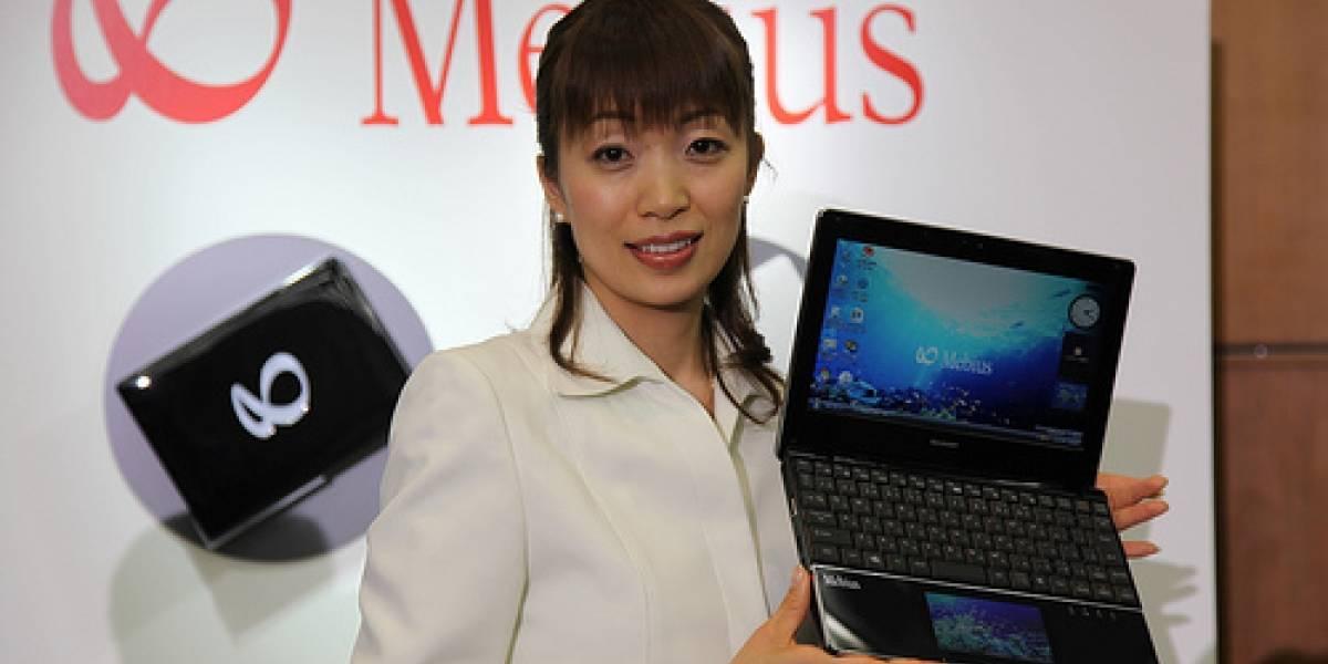 Sharp cambia los PC por una tablet