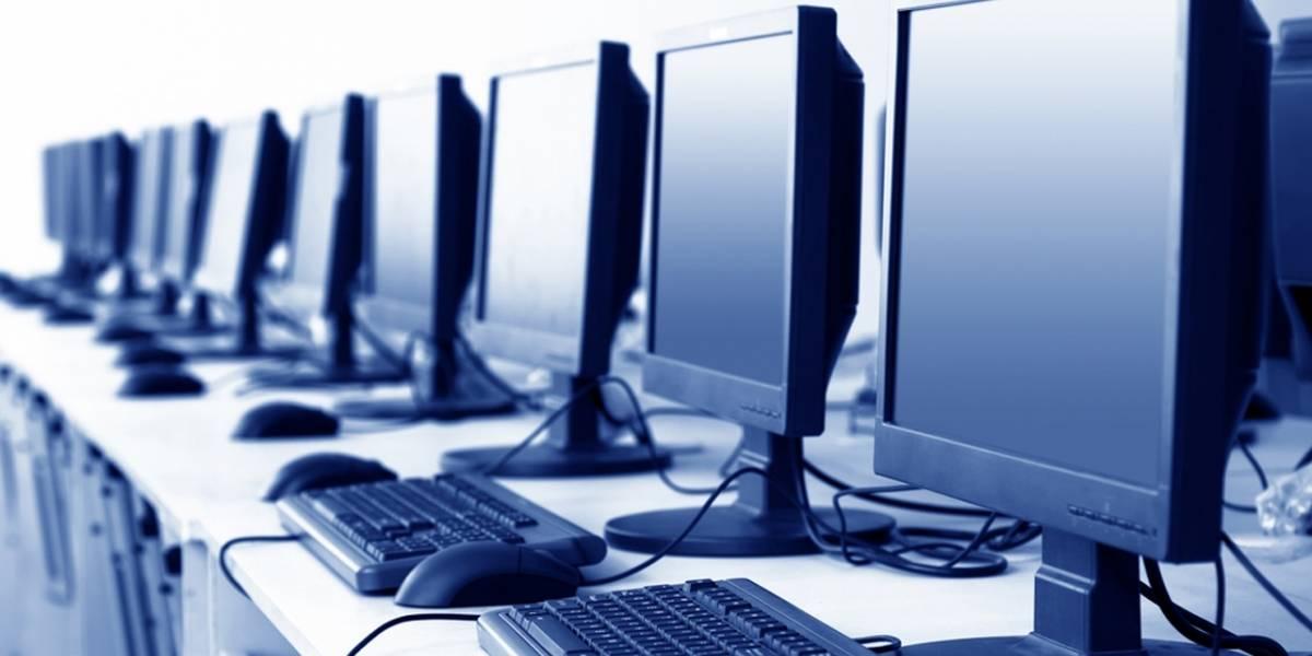 Despachos de PCs caen año a año, excepto para los cinco fabricantes top