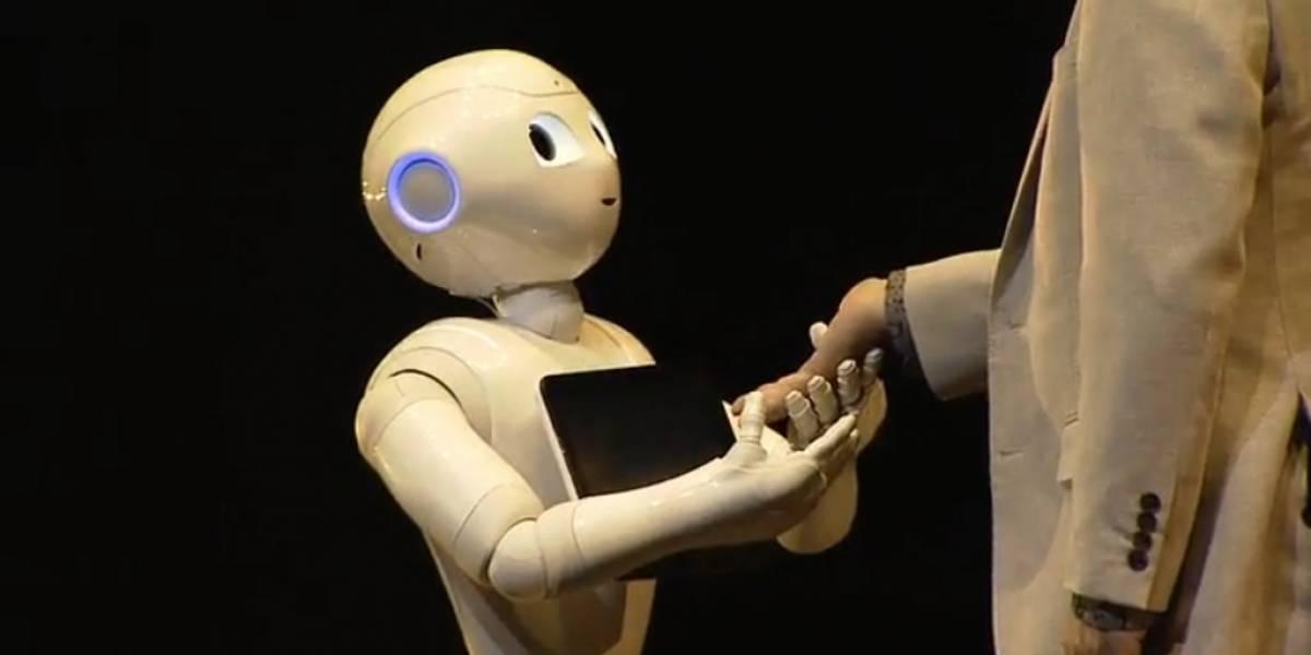 Softbank no quiere que tengas sexo con su robot