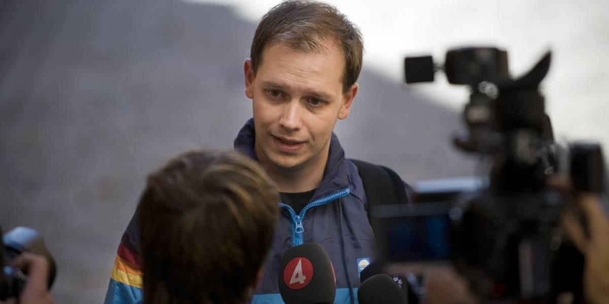 Peter Sunde, cofundador de The Pirate Bay, es puesto en libertad