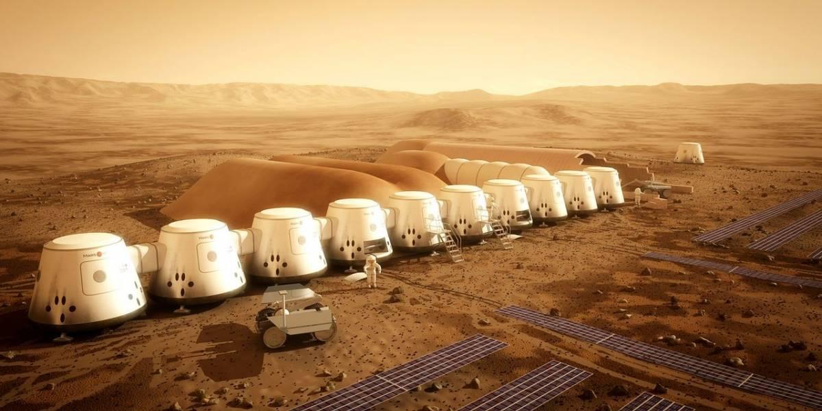 Algunos problemas bioéticos de viajar a Marte