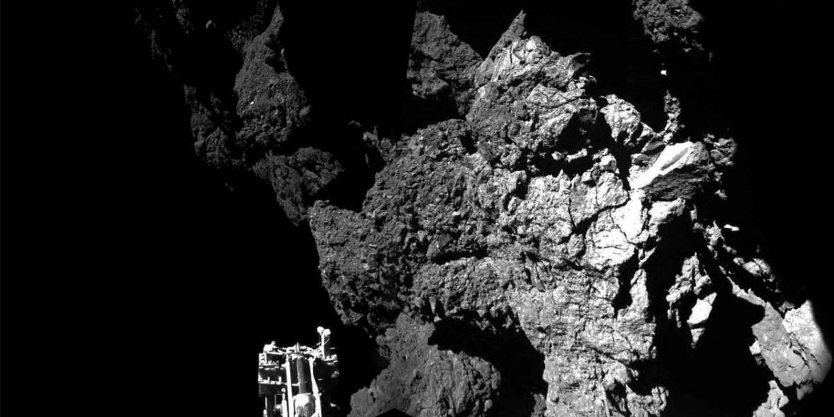 Philae podría salir de suspensión recién en abril de 2015