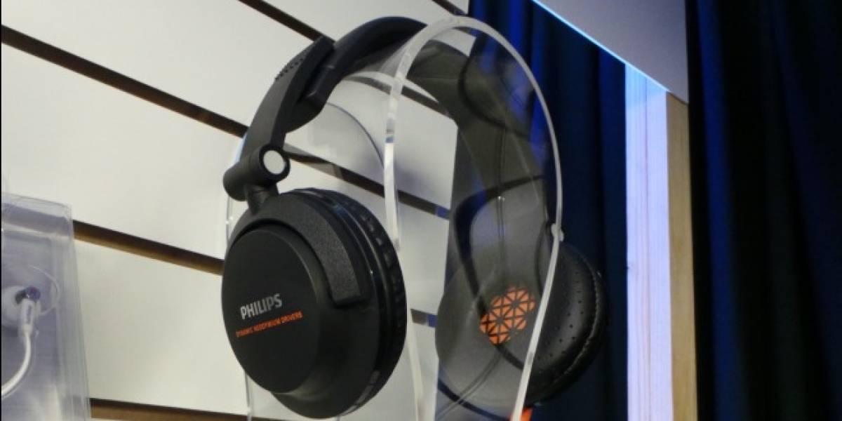 Philips nos presenta las novedades en audio, video y entretenimiento para este 2013