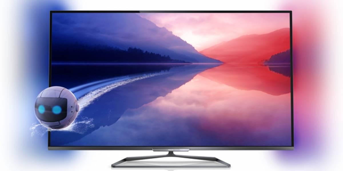 Philips trae sus Smart TV serie 6008 a España