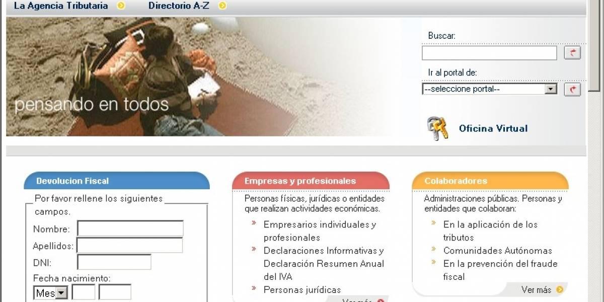España: Phishing con el nombre de Correos y la Agencia Tributaria