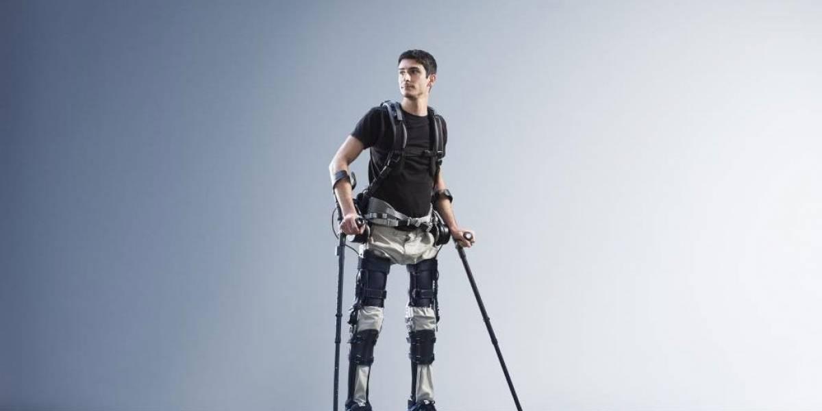 Phoenix es un exoesqueleto que brinda movilidad a los parapléjicos