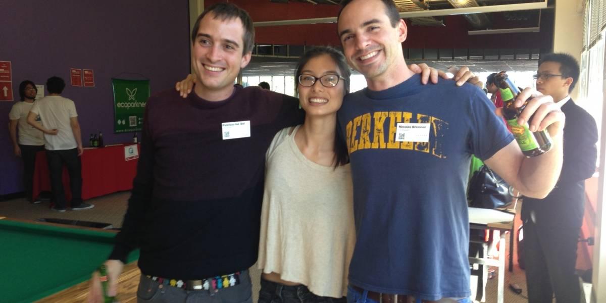 Equipo ganador de hackatón AngelHack en Chile ganó competencia en Silicon Valley
