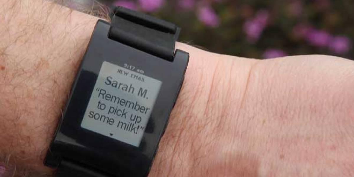 Es hora del reloj inteligente