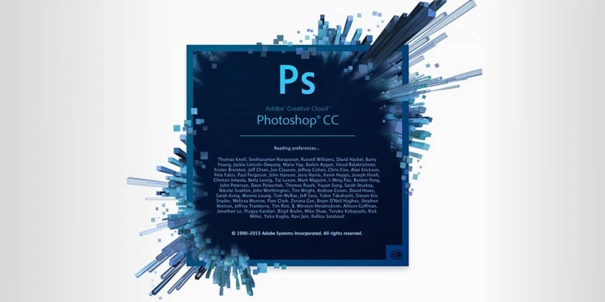 Adobe Photoshop CC fue pirateado en menos de 24 horas