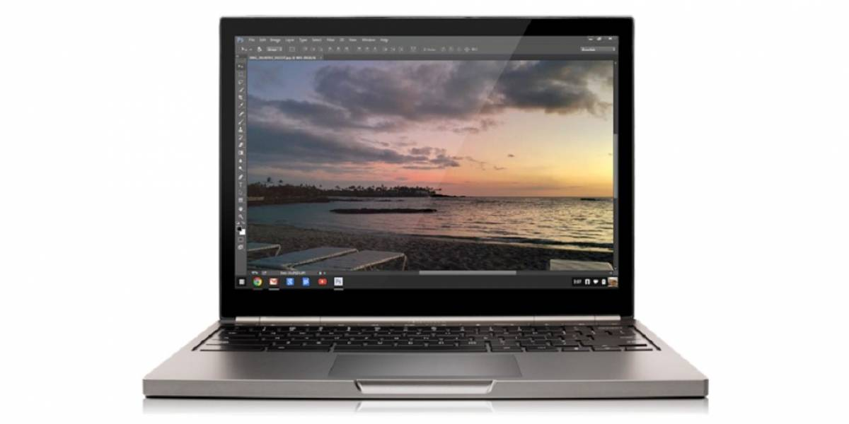 Adobe Photoshop disponible en Chrome OS para sacarle jugo a la nube
