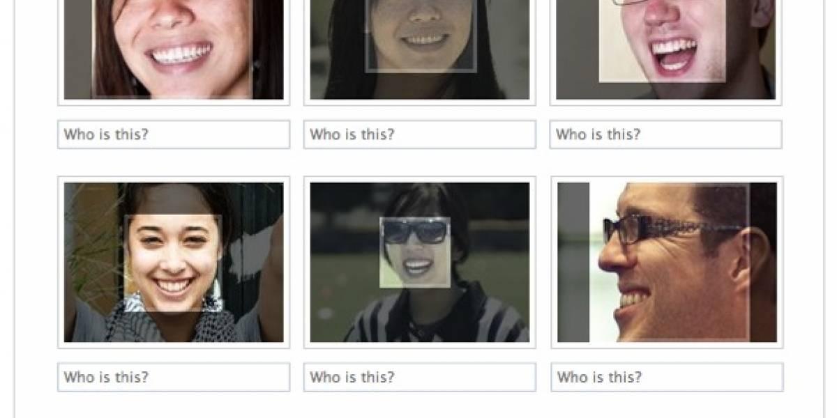 Europa investigará a Facebook por su sistema de reconocimiento facial