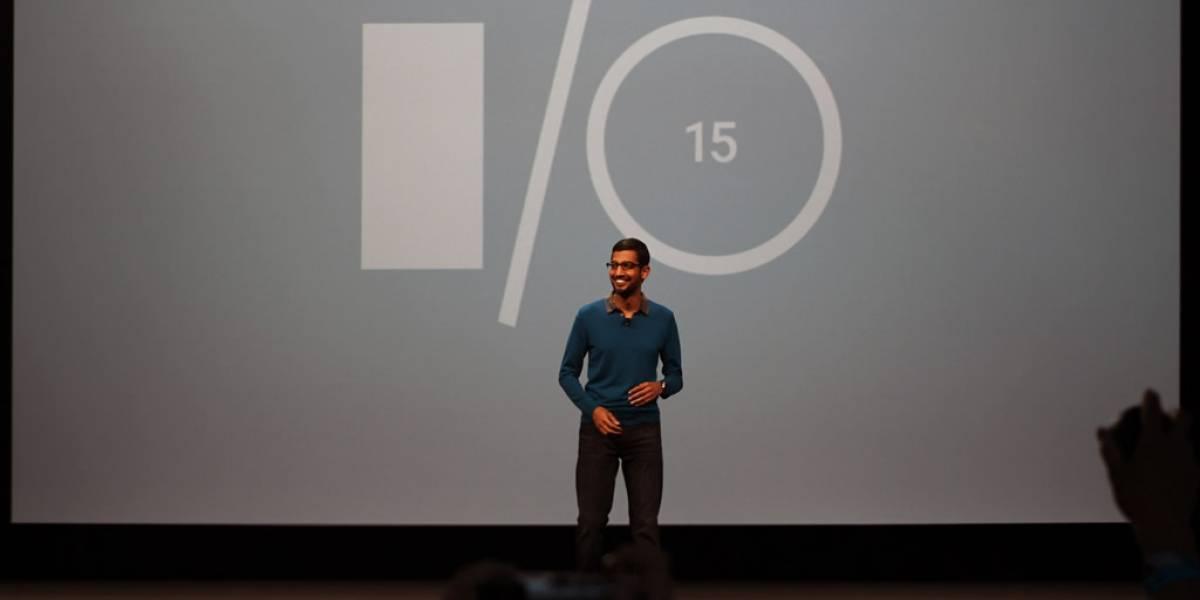 Google I/O 2016 ya tiene fecha