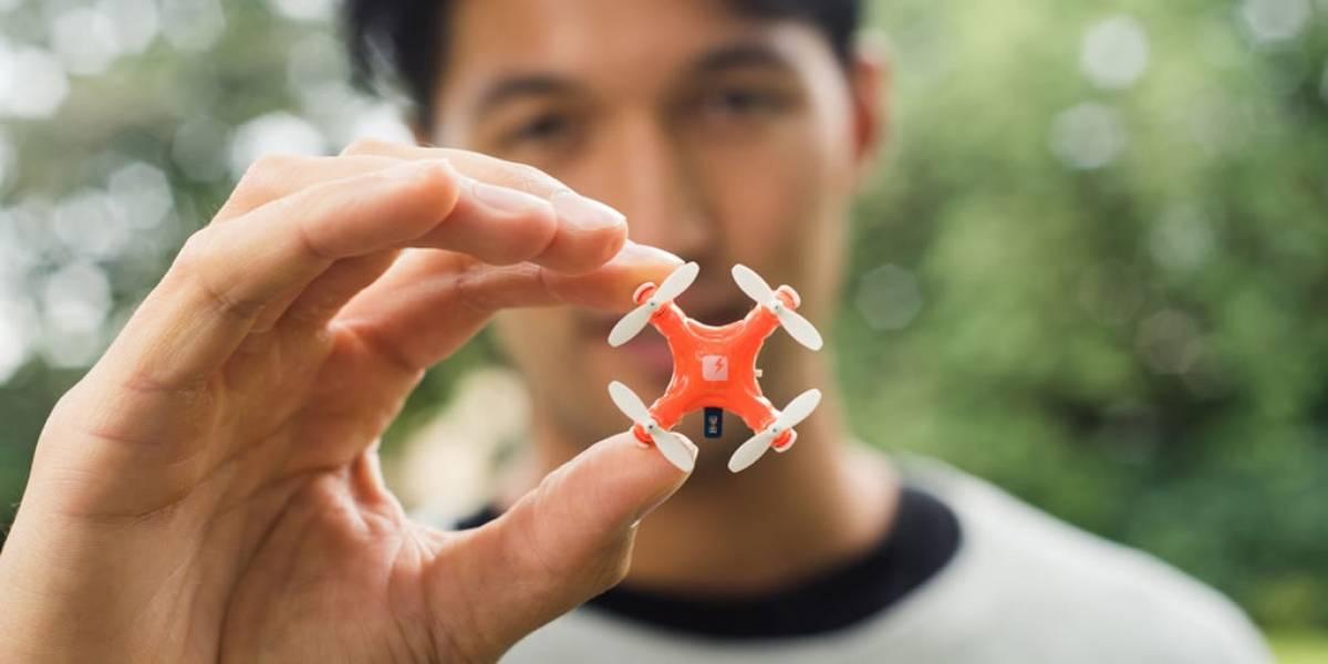 Conoce a Pico, el dron más pequeño del mundo
