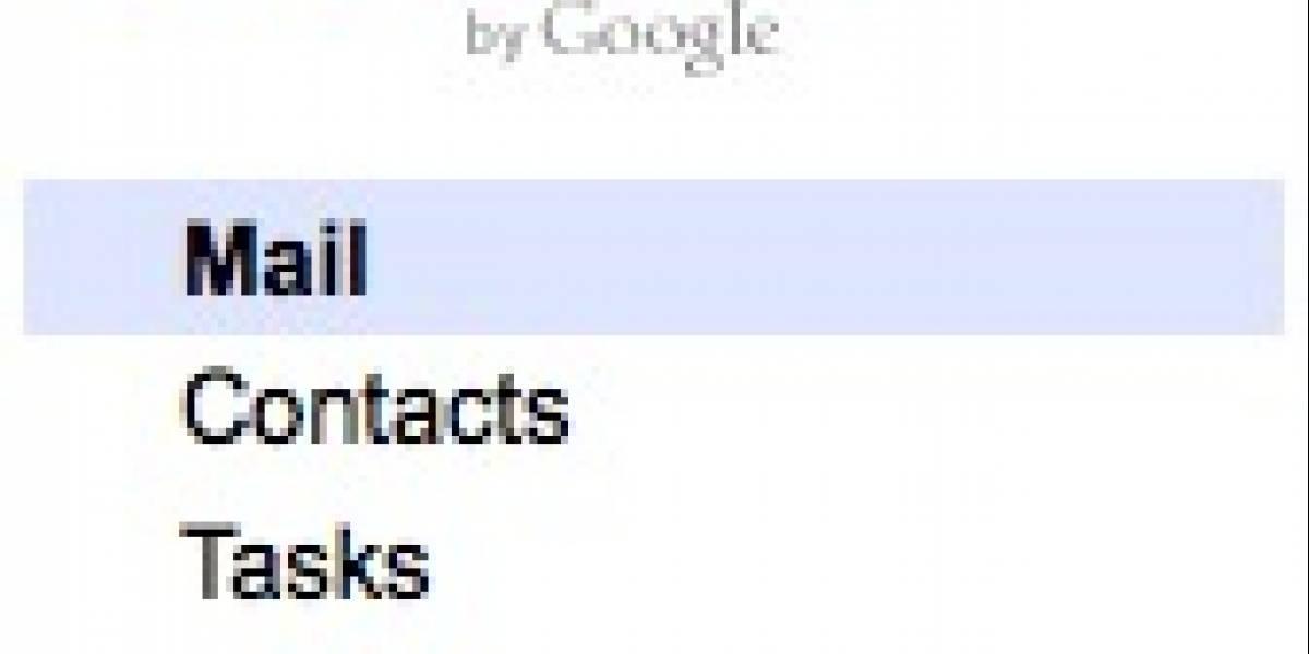 Gmail renovó su sistema de contactos