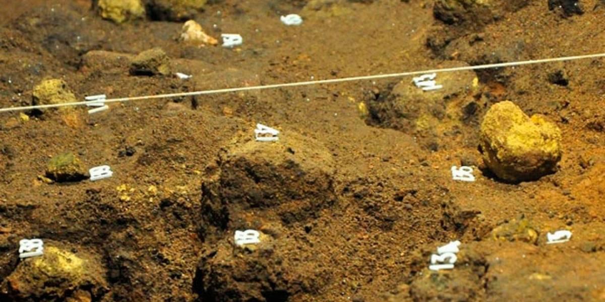 México: Arqueólogos descubren objetos metálicos bajo un templo de Teotihuacán