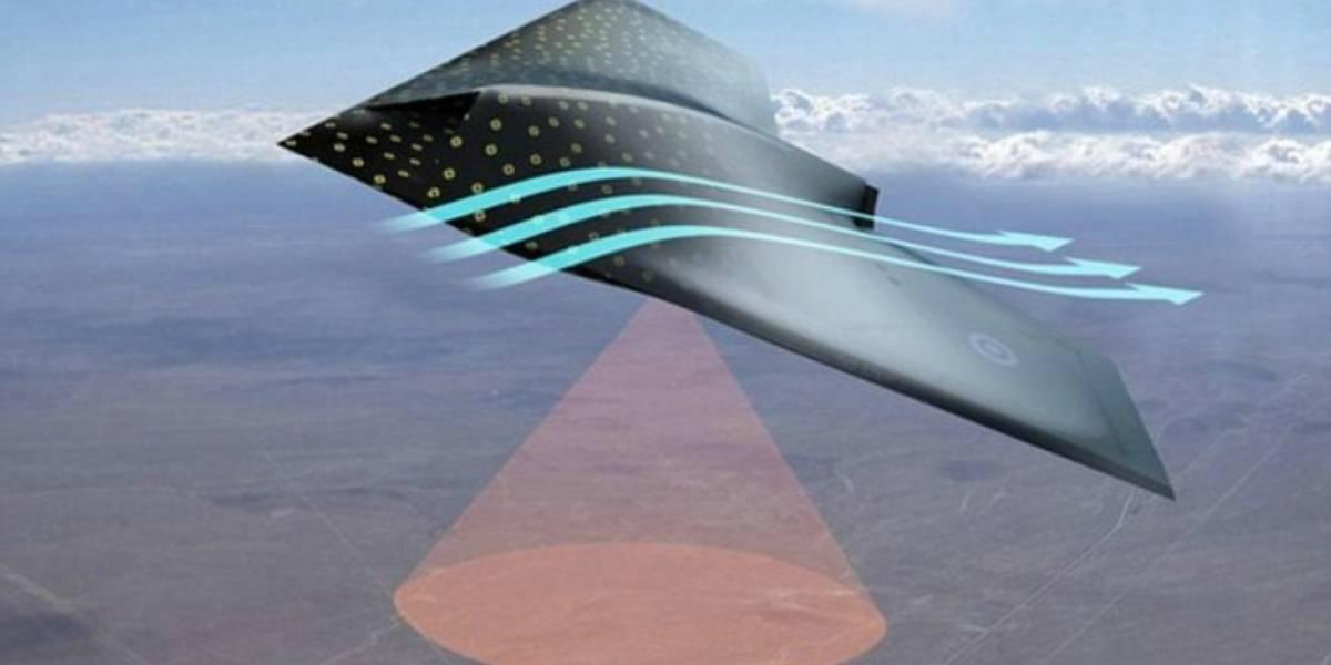 Revelan tecnología para darle sensibilidad de piel humana a los aviones