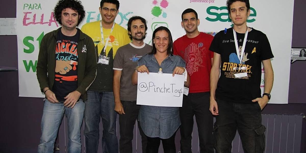 Startup Weekend Madrid consiguió crear 10 proyectos de Internet