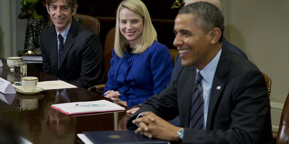 Obama no se compromete con las grandes empresas de internet