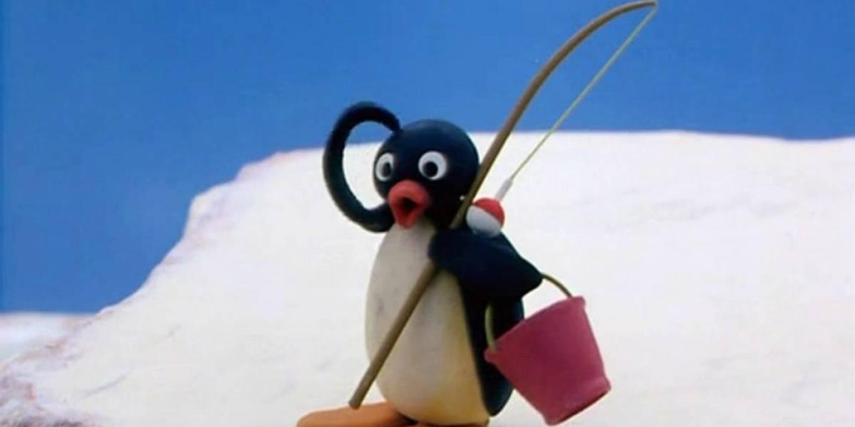 Mira a este pingüino trotar por la ciencia