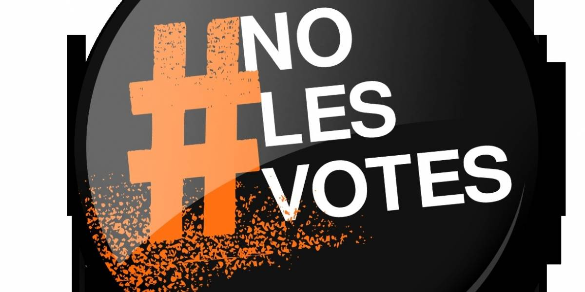 España: Internet se llena de #nolesvotes